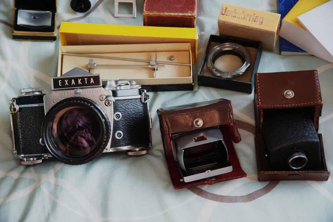 hobby hobbies exakta weston interesting camera film